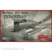 72-010 AMP 1/72 Ekranoplan Victory 357 Hawk Victory