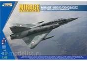 K48054 Kinetic 1/48 Mirage III BE/D/DE/DS/D2Z