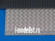 PP19 Aber Фототравление  Engrave plates (Modern type  5x5 strips, 1:24/25 scale)-19