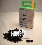 MC135051CL MasterClub 1/35 Track teams (resin) T-64