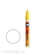 127211 Molotow ONE4ALL Marker 127HS #160 White 2 mm