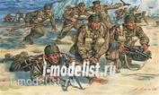 6064 Italeri 1/72 British Commandos