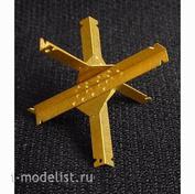 MD7205 Metallic Details 1/72 Противотанковый ёж