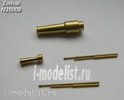 N35009 Zedval 1/35 Набор деталей для T-26A