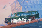 729 Roden 1/72 Vomag Omnibus 7 OR 660