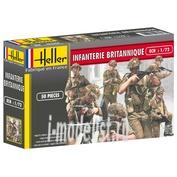 49604 Heller 1/72 BRITISH INFANTRY WWII