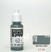 70992 acrylic Paint `Model Color Grey neutral/Neutral grey