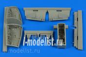 4726 Aires 1/48 Набор дополнений SAAB J-29 Tunnan wheel bay