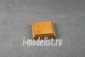 PL26 Plate Подставка для миниатюры (цвет коньяк) 50х50