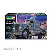 12627 Revell 1/25 Truck tractor Peterbilt 359