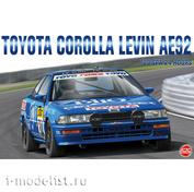 PN24016 NuNu 1/24 Toyota Corolla Levin AE92 '89 SPA 24 HOURS