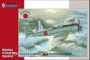 SH72193 Special Hobby 1/72 Nakajima Ki-43-II Otsu Hayabusa