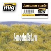 AMIG8357 Ammo Mig AUTUMN TURFS (осенняя трава)