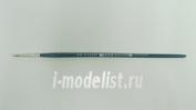 51202 Italeri Кисть круглая, синтетическая, 00
