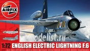 5042 Airfix 1/72 English Electric Lightning F6