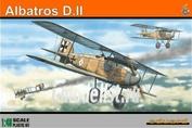 8082 Eduard 1/48 Биплан Albatros D. II