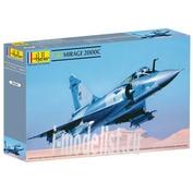 80426 Heller 1/48 Самолет Mirage 2000 C