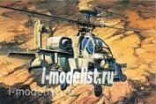 207210 Моделист 1/72 Ударный вертолет АH-64A