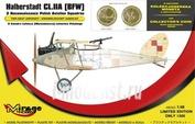 480003 Mirage Hobby 1/48 Halberstadt CL.IIA [BFW]