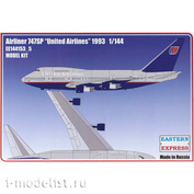 144153-5 Orient Express airliner 747SP