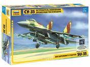 7240 Звезда 1/72 Истребитель завоевания превосходства в воздухе Су-35