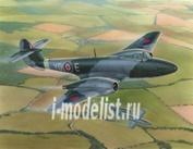 72567 MPM 1/72 Самолет Gloster Meteor F Mk.I