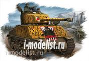 84804 HobbyBoss 1/48 U. S M4A3 E8 Tank (Korean War)