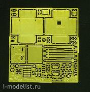 35026 Vmodels 1/35 Фототравление для Немецкая пехотная радиостанция TORN-Fu.b1