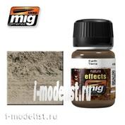 AMIG1403 Ammo Mig EARTH (Earth)