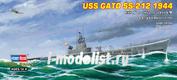 87013 HobbyBoss 1/700 USS Gato SS-212 1944