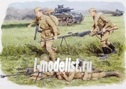 6049 Dragon 1/35 Soviet anti-tank team 1942-43