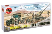 2314 Airfix 1/76 Bofors 40mm Gun and Tractor