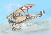 SH48082 Special Hobby 1/48 Биплан Nieuport 10