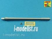 35 L-218 Aber 1/35 Russian D-10T 100mm tank barrel for T-54/T-55 for TAKOM model