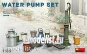 35578 MiniArt 1/35 Set with water column