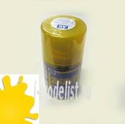 S48 Gunze Sangyo Краска-спрей Clear Yellow (прозрачная желтая)