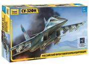 7250 Звезда 1/72 Российский фронтовой бомбардировщик Су-32ФН