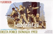 3022 Dragon 1/35 Delta Force (Somalia 1993)