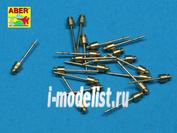 35 D-34 Aber 1/35 Set of 20 long insulators