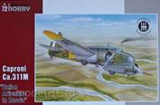 SH72309 Special Hobby  1/72 Caproni Ca.311M