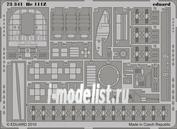 73341 Eduard 1/72 Фототравление для He 111Z interior S.A.