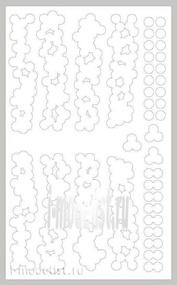 62904 ZIPMaket Disc camouflage (constant diameter)
