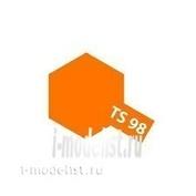 85098 Tamiya Краска-спрей TS-98 Pure Orange