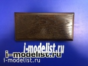 PL02 Plate Stand for model (coated) 185x90 mm