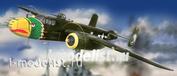 01E02 HK Models 1/32 Американский средний бомбардировщик B-25J Mitchell Strafer