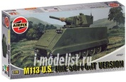 2327 Airfix 1/76 M113 U.S. Fire Support Version