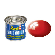 32131 Revell enamel Paint fiery red RAL 3000 glossy