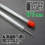 1532 Green Stuff World Игла для аэрографа 0,3 мм / Airbrush Needle 0.3mm