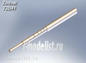 72041 Zedval 1/72 7.62 mm dt machine gun barrel