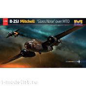 01E024 HK Models 1/32 Бомбардировщик B-25J Mitchell